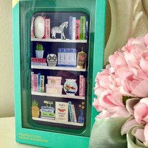 🎀 Kate Spade ♠️ Library Resin IPhone Case
